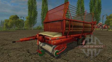 Fortschritt HTS 31.04 para Farming Simulator 2015