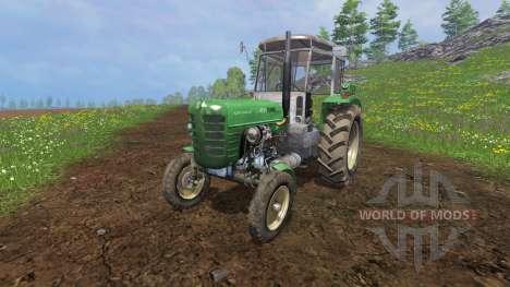 Ursus C-4011 Turbo para Farming Simulator 2015