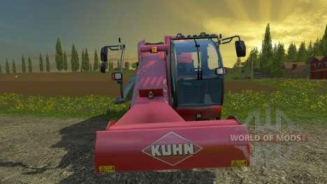 Kuhn SPW 25 para Farming Simulator 2015