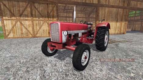 Lizard 422 para Farming Simulator 2015
