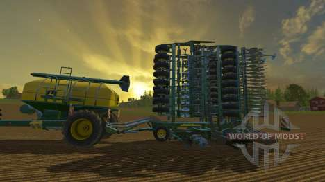 John Deere Pronto Air Seeder 12M para Farming Simulator 2015