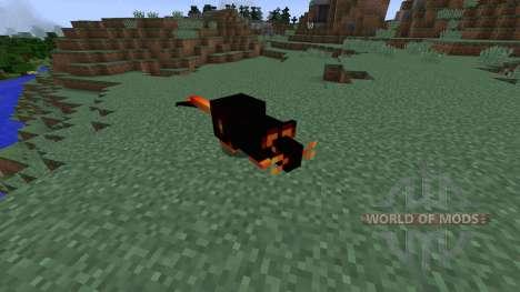 MoCreatures para Minecraft