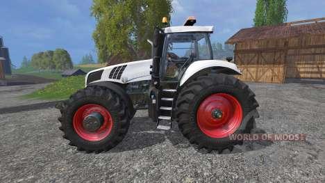 New Holland T8.320 600EVO v1.4 para Farming Simulator 2015