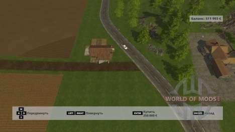 Aserradero para Farming Simulator 2015