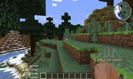 Real Time Clock para Minecraft