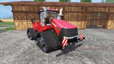 Case IH Quadtrac 1000 Red Baron Speed para Farming Simulator 2015