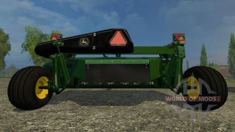 John Deere 956 MOCO para Farming Simulator 2015