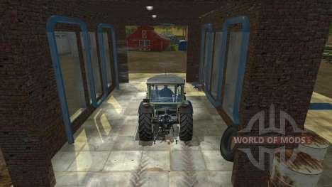 Lavado de coches para Farming Simulator 2015