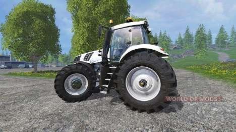 New Holland T8.320 600EVO v1.2 para Farming Simulator 2015