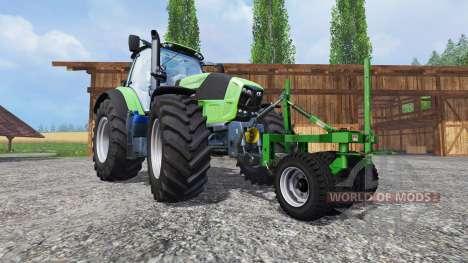 Kotte FRP 145 para Farming Simulator 2015