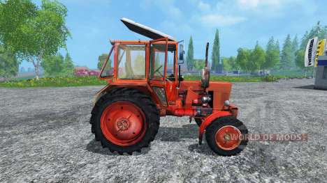 MTZ 80 Belarús v3.0 para Farming Simulator 2015
