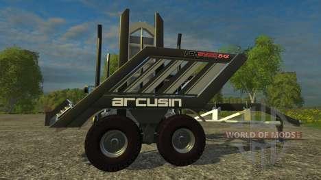 Arcusin FS 8-12 para Farming Simulator 2015