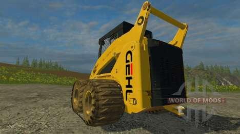 Gehl 4835SXMT para Farming Simulator 2015