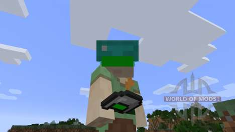 Night Vision Mining Hats para Minecraft