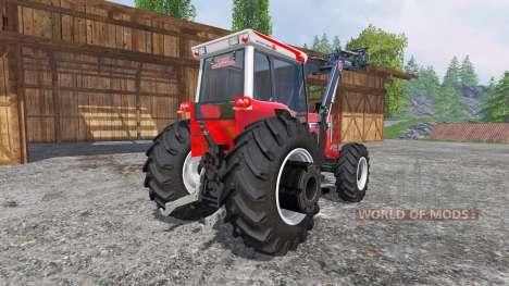 Massey Ferguson 290 para Farming Simulator 2015
