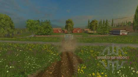 PLN 3-35 para Farming Simulator 2015