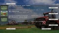 moreRealistic v1.3.61 para Farming Simulator 2013