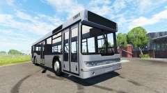 MAZ-203 gris para BeamNG Drive
