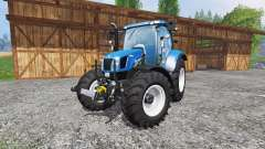New Holland T6.175 para Farming Simulator 2015