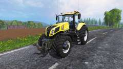New Holland T8.320 600EVO v1.1 para Farming Simulator 2015