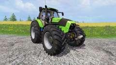 Deutz-Fahr Agrotron 7250 TTV v1.1 para Farming Simulator 2015