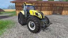 New Holland T8.435 600EVO para Farming Simulator 2015