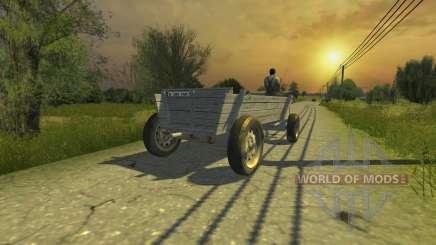 El vagón para Farming Simulator 2013
