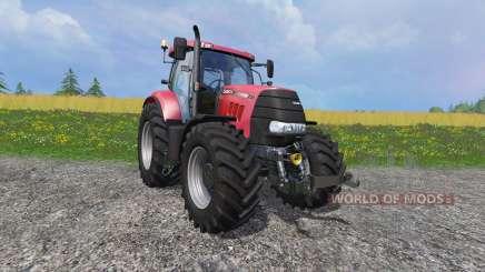 Case IH Puma CVX 200 v1.2 para Farming Simulator 2015
