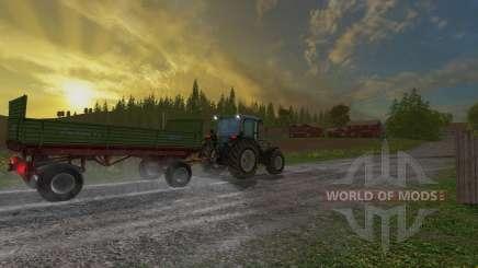Krone Emsland ROS para Farming Simulator 2015
