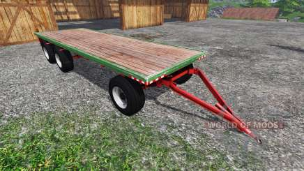 Brantner DPW 18000 para Farming Simulator 2015