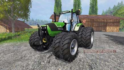 Deutz-Fahr Agrotron 6190 TTV v2.0 para Farming Simulator 2015