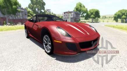 Ferrari 599 GTO 2011 para BeamNG Drive