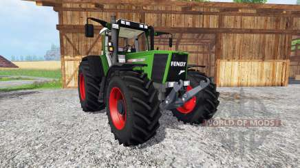 Fendt Favorit 926 Vario v0.9 para Farming Simulator 2015