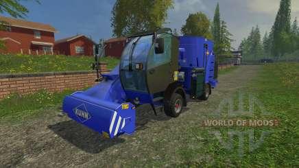 Kuhn SPV 14 Extreme para Farming Simulator 2015