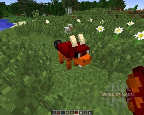 Weird Mobs para Minecraft