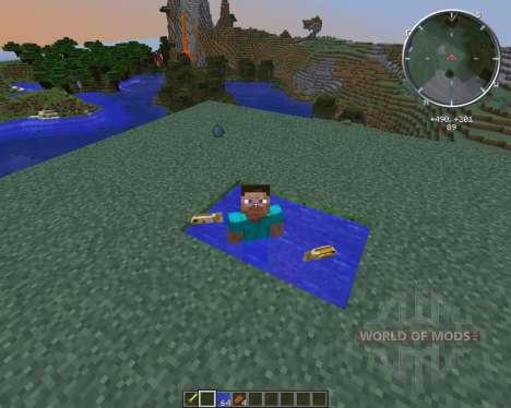 Koi Fish para Minecraft