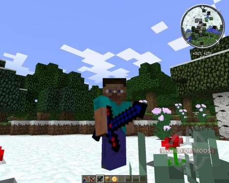 Grumpys Mod para Minecraft