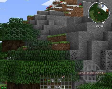Quick Hotbar para Minecraft