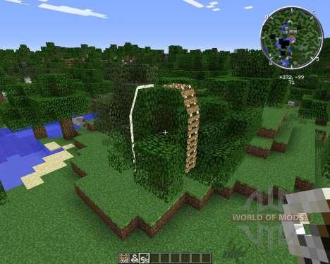 Zipline para Minecraft