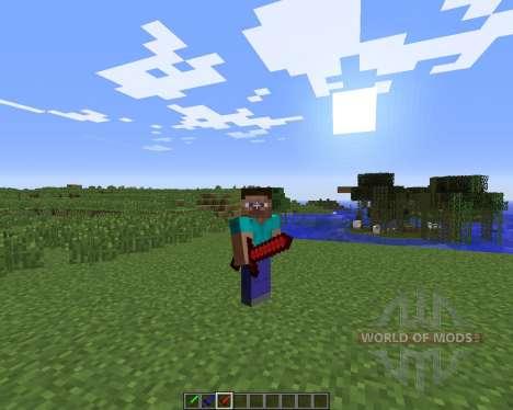 Random Additions para Minecraft