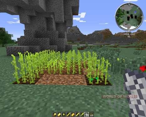 Complex Crops para Minecraft