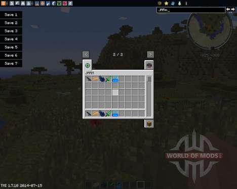 JARM para Minecraft