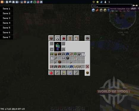 Dense Ores para Minecraft