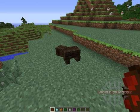 Mo Pigs para Minecraft