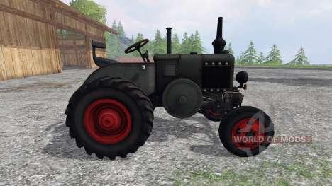 Ursus C-45 para Farming Simulator 2015