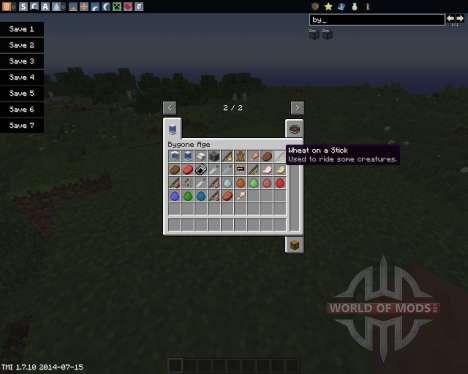 Bygone Age para Minecraft