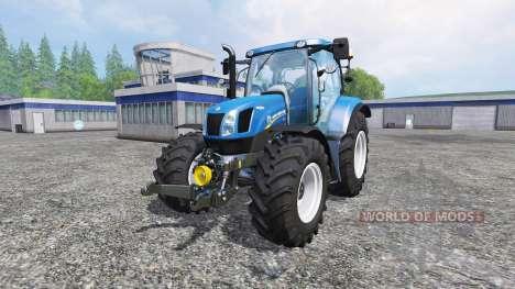 New Holland T6.175 para Farming Simulator 2015