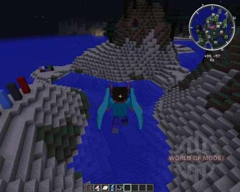 TwinTails para Minecraft