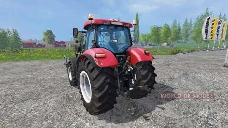 Case IH Puma CVX 160 FL v1.0 para Farming Simulator 2015
