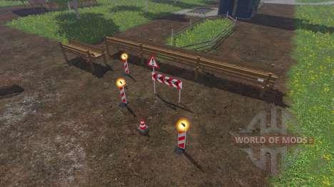 Mini mod pack para Farming Simulator 2015